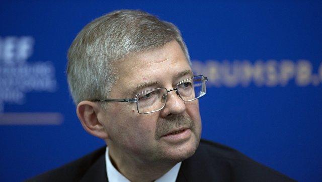 Первый заместитель председателя Банка России Дмитрий Тулин. Архивное фото