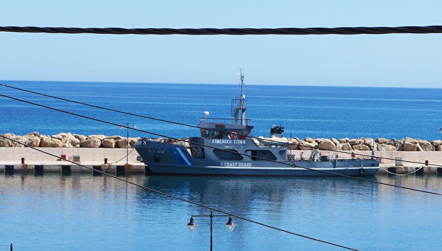 Высокоскоростной катер налетел наскалы наюге Крита: погибли три человека