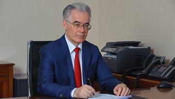 Генеральный директор НМТП Султан Батов