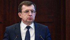 Генеральный директор ГКНПЦ имени М.В. Хруничева Андрей Калиновский