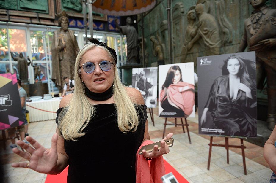 На конкурс «Русский силуэт» приедет Татьяна Михалкова