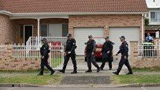 Сотрудники правоохранительных органов Австралии. Архивное фото