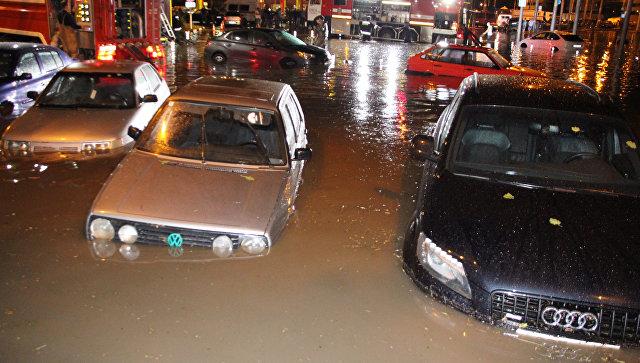 Если Снится Ливень Потоп