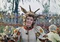 Людмила Гурченко в роли Козы из музыкального фильма-сказки Мама