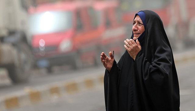 При взрыве в Багдаде погибли 16 человек