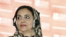Госминистр толератности ОАЭ шейха Любна аль-Касеми