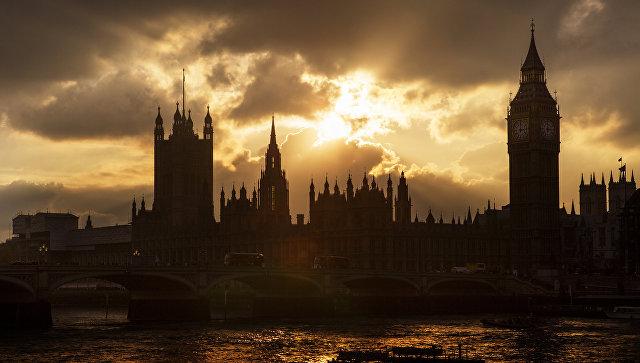Лондон. Абрхивное фото