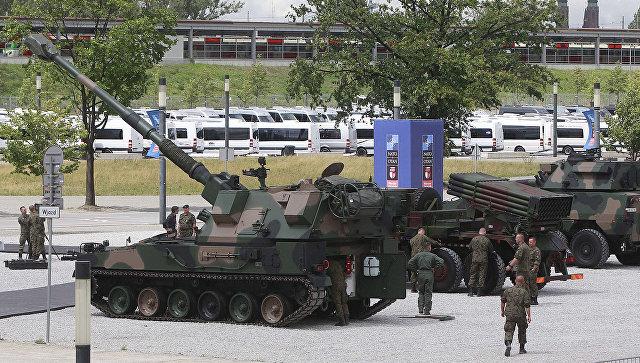 Подготовка к саммиту НАТО в Варшаве. 6 июля 2016 года