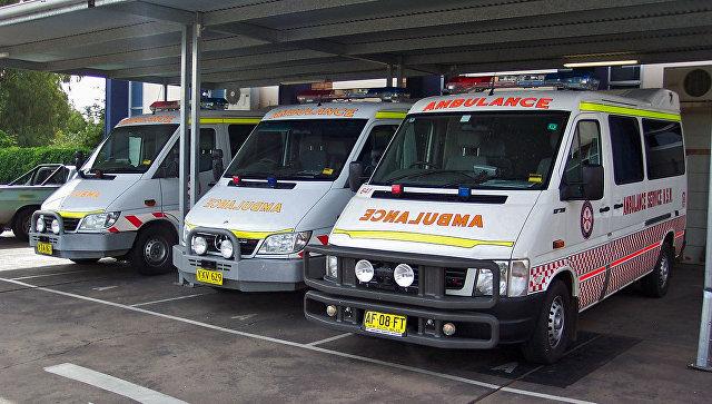ВАвстралии мужчина поджег себя вбанке: отпожара пострадали 27 человек