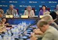Заседание Центральной избирательной комиссии Российской Федерации в Москве