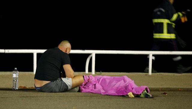 Пострадавшие при теракте в Ницце