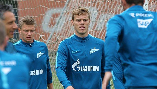 Новосельцев всоставе «Зенита» отправился вТулу наматч с«Арсеналом»