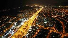 Ночной Рио-де-Жанейро