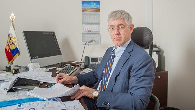 Первый заместитель генерального директора АО Наука и инновации Алексей Дуб