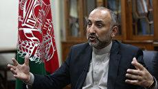 Советник президента Афганистана по безопасности Мохаммад Ханиф Атмар. Архивное фото