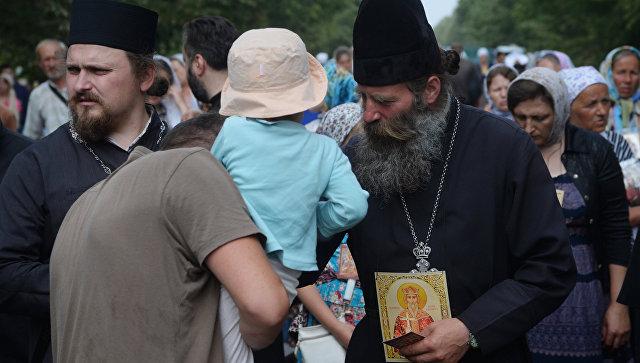 УПЦМП: ВКиеве вкрестном ходе участвует неменее 80 тыс. верующих