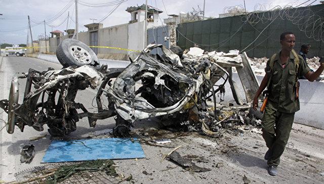 Восемь человек погибли в итоге взрывов встолице Сомали