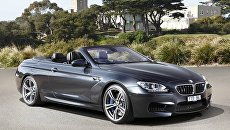 BMW M6. Архивное фото