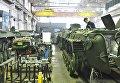 """Цех завода, входящего в состав ГК """"Укроборонпром"""""""