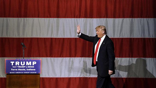Секретная служба обсуждала соштабом Трампа поправку кКонституции