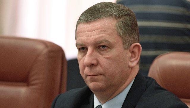Министр социальной политики Украины Андрей Рева. Архивное фото