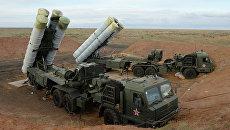 Зенитные ракетные системы С-400 Триумф, архивное фото