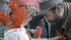 Кадр из документального фильма Наш гость Фидель Кастро. Архивное фото