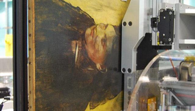 ВАвстралии обнаружили неизвестную картину Эдгара Дега