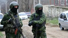Силовики в Дагестане. Архивное фото