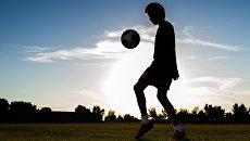 Футболист-любитель