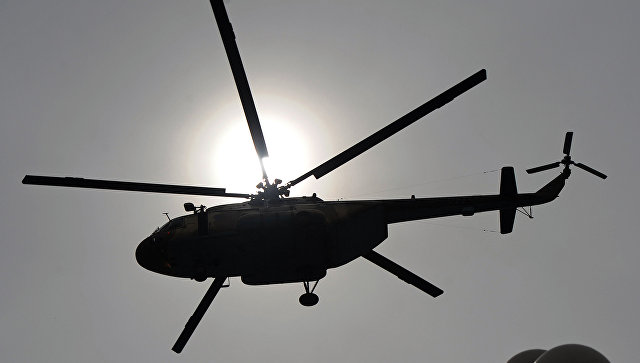Вертолет Ми-17 ВВС Пакистана. Архивное фото