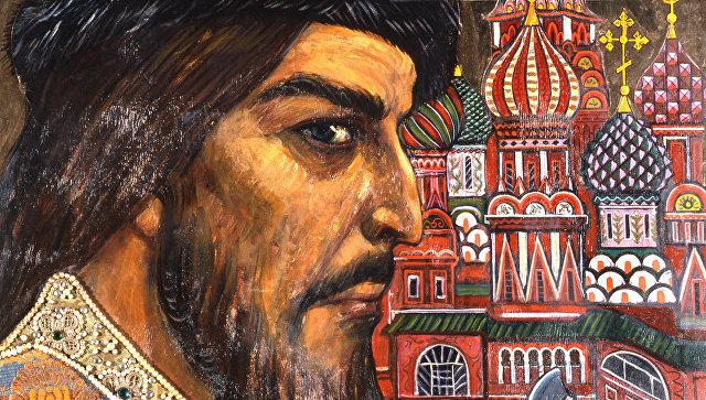 Монумент Ивану Грозному установят воВладимирской области вДень народного единства