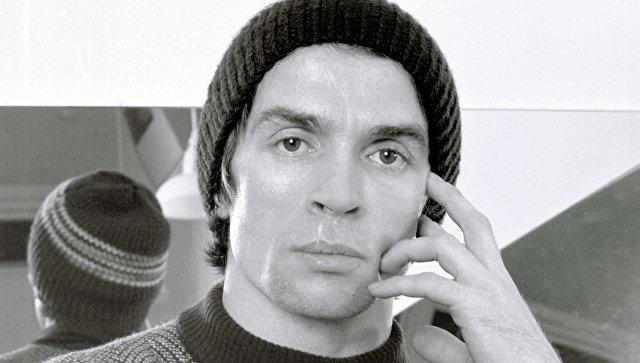 Рудольф Нуреев, артист балета, балетместер. Архивное фото