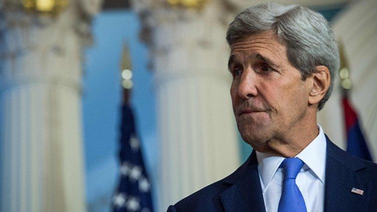 Керри: США готовы к немедленным дискуссиям с Россией по Сирии