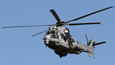 Многоцелевой военно-транспортный вертолет Caracal Airbus Helicopters. Архивное фото
