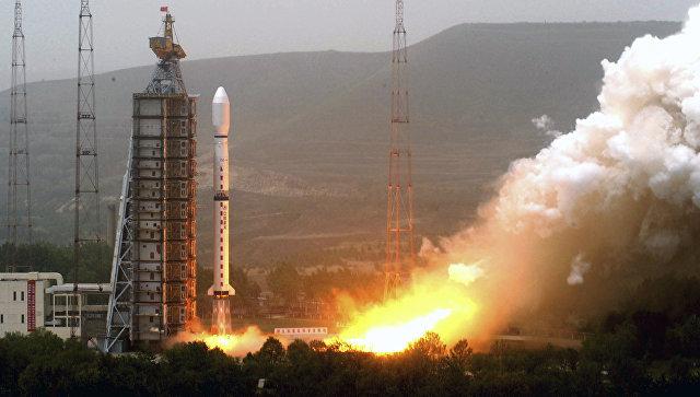 1-ый вмире квантовый спутник для телепортации запущен в Китайская республика