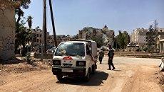 Мирная жизнь в Алеппо. Архивное фото