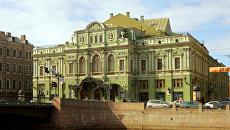 Государственный академический Большой драматический театр имени Г.А.Товстоногова. Архивное фото