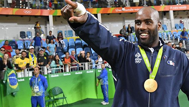 Ринер принес Франции очередное «золото» Олимпийских игр