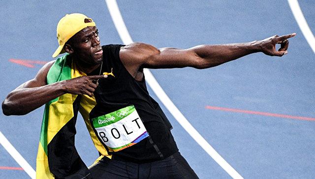 Ямаец Усэйн Болт стал восьмикратным олимпийским чемпионом