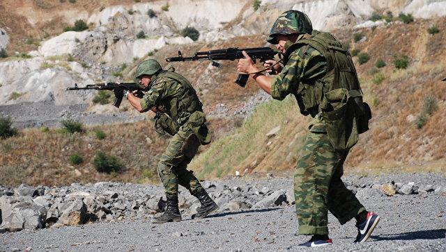 Военные ДНР. Архивное фото