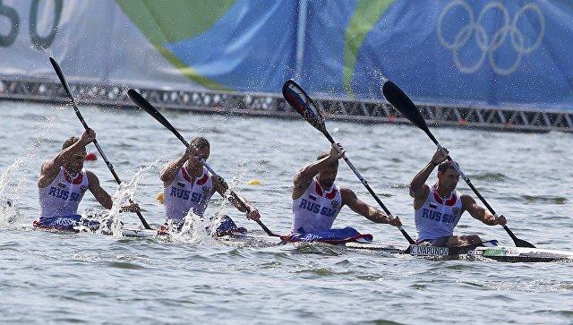 Русские синхронистки взяли золото Олимпиады