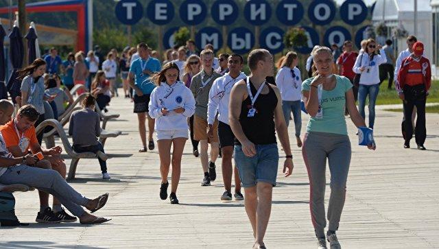 Путин пожелал участникам форума «Территория смыслов» претворения вжизнь всех проектов