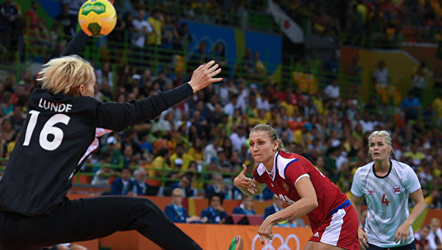Капитан женской сборной Российской Федерации погандболу объявила озавершении карьеры
