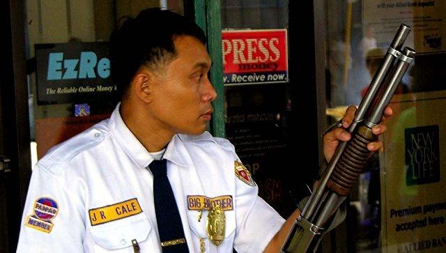 Филиппинская полиция. Архивное фото