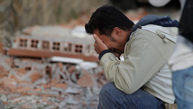 При землетрясении вИталии погиб ребенок изгорода Пескара-дель-Тронто