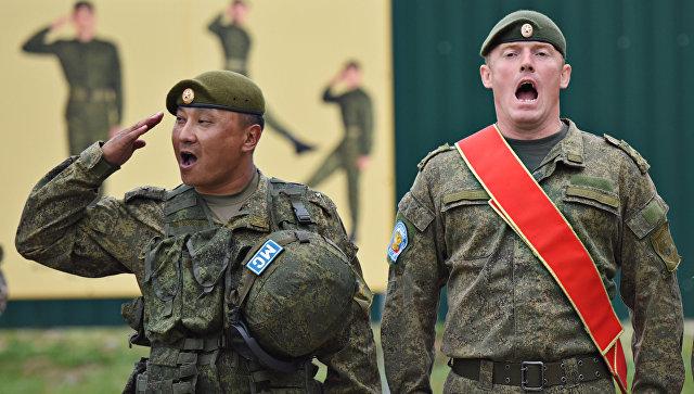 ВРеспублике Беларусь стартовали военные учения «Нерушимое братство— 2016»