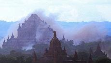 Древний город Паган в Мьянме. Архивное фото