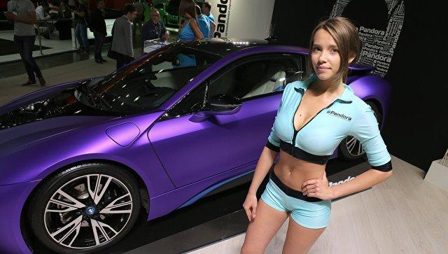 Московский международный автомобильный салон-2016
