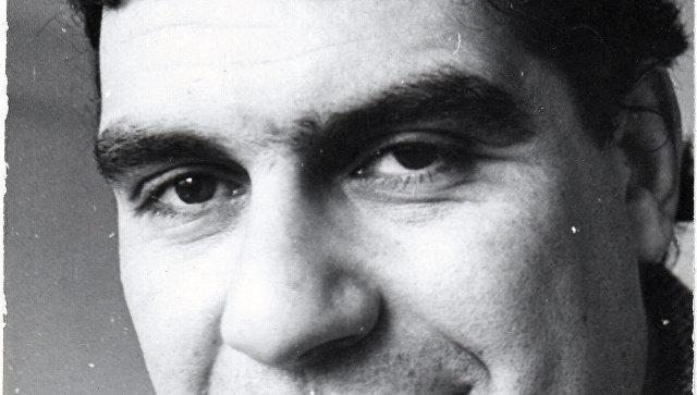 Писатель Сергей Довлатов. Архивное фото